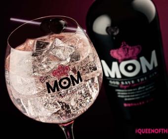 Gin MOM - pink gin