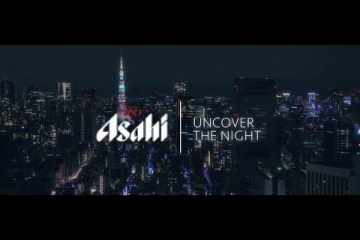 Embedded thumbnail for Pivo Asahi Super Dry - Uncover the night