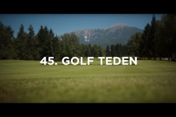 Embedded thumbnail for Rum Diplomatico na golf turnirju Royal Golf Club Bled